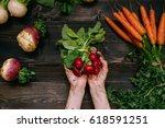 organic vegetables farmer's