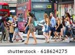 london  uk   august 24  2016 ...   Shutterstock . vector #618624275