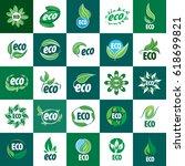 icon vector eco