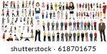 vector illustration of a... | Shutterstock .eps vector #618701675