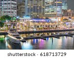 sydney  australia   march 22 ... | Shutterstock . vector #618713729