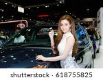 bangkok  thailand   april 09 ... | Shutterstock . vector #618755825
