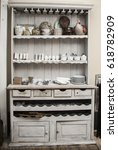 interior provence | Shutterstock . vector #618782909