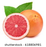 Perfectly Retouched Grapefruit...