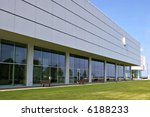 modern building architecture | Shutterstock . vector #6188233