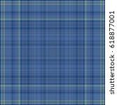 seamless tartan pattern.... | Shutterstock .eps vector #618877001