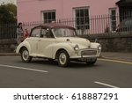 9th April 2017  A Morris Minor...