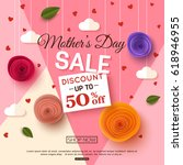 Mothers Day Sale Banner...
