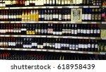 puerto de la cruz tenerife ... | Shutterstock . vector #618958439