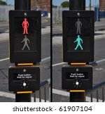 Pedestrian Traffic Lights  Red...
