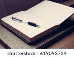 adress book   Shutterstock . vector #619093724