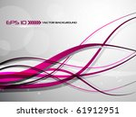 vector abstract background 19 | Shutterstock .eps vector #61912951