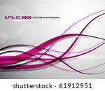 vector abstract background 19 | Shutterstock .eps vector #61912951