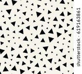 minimal graphic geometric... | Shutterstock .eps vector #619163861