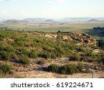 Landscape Between Bloemfontein...