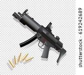 weapon vector illustration   Shutterstock .eps vector #619242689