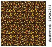 mosaic. mosaic tile. | Shutterstock .eps vector #619262945