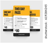 one two and all access pass...