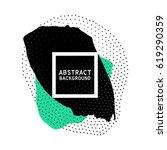 vector minimal design  creative ... | Shutterstock .eps vector #619290359