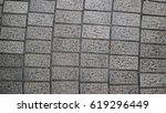 stone tile texture material... | Shutterstock . vector #619296449