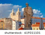 Statue Of Saint Vincent  The...