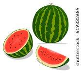vector illustration logo for... | Shutterstock .eps vector #619332689