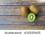 Fresh Kiwifruit Or Chinese...