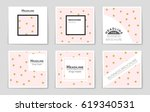 abstract vector layout... | Shutterstock .eps vector #619340531