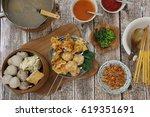 bakwan malang   surabaya. east...   Shutterstock . vector #619351691