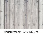old white wood texture... | Shutterstock . vector #619432025