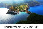 greece islands | Shutterstock . vector #619454231