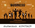 business people group... | Shutterstock .eps vector #619470629