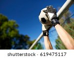 sport and people   soccer... | Shutterstock . vector #619475117