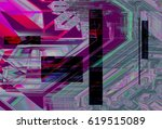 modern background with dead... | Shutterstock . vector #619515089