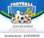 football poster event info...