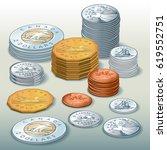 editorial illustration of  ... | Shutterstock .eps vector #619552751