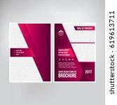 cover design for catalogue ...   Shutterstock .eps vector #619613711