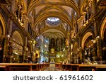 Basilica At The Montserrat...