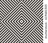 repeating geometric stripes... | Shutterstock .eps vector #619681505