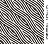 abstract geometric pattern with ... | Shutterstock .eps vector #619683491