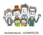 family | Shutterstock .eps vector #619695125