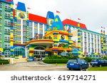 johor bahru  malaysia   dec 1st ...   Shutterstock . vector #619714271