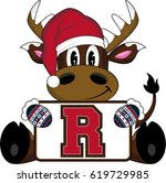 R Is For Reindeer Alphabet...