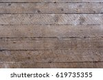 wood texture. lining boards... | Shutterstock . vector #619735355