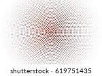 dark red vector abstract... | Shutterstock .eps vector #619751435