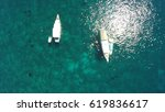 two boat | Shutterstock . vector #619836617