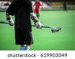 lacrosse themed photo  american ... | Shutterstock . vector #619903049