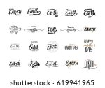lettering and calligraphy... | Shutterstock .eps vector #619941965