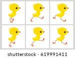 running chicken sprite sheet...