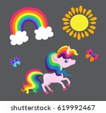 illustration of a very nice... | Shutterstock . vector #619992467